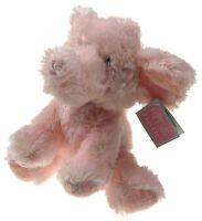 "8"" Pink Elliefumps Elephant Russ Baby Soft Plush Toy Girl Stuffed Animal Doll"