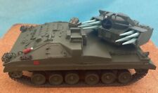 Warrior SAM conversion 1/35, 1/48 scale turn model into concept rocket launcher