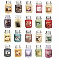 Village Candle Jars/Container Candles & Tea Lights