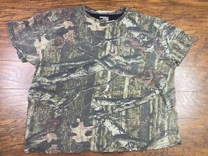 Mossy Oak Break Up Infinity Pocket T Shirt 2X N1