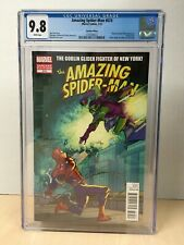 Amazing Spider-Man #674 (2012) CGC 9.8 1:50 Silver Surfer 4 Ferry Homage Variant