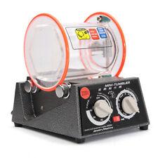 AUS 3KG Tumbler Rotary Tumbler Jewelry Polisher Finisher Machine w/Polishing