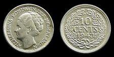 Netherlands - 10 Cent 1943 PP ~ Zeer Fraai+