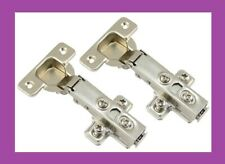 2 x SOFT CLOSE HINGES KITCHEN CABINET CUPBOARD DOOR