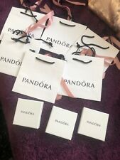 Pandora Boxes And Bags Empty