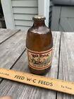 """Frantz Brewing """"Old Dutch"""" Lable Beer Bottle"""