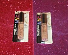 NYC Smooth Skin Liquid Concealer #786 Light Lot Of 2 Boxed /New