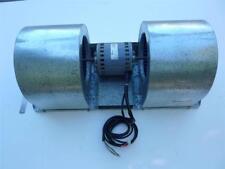 New 240 Volt Torin Twin Deck Electric Fan Blower  600 Watts