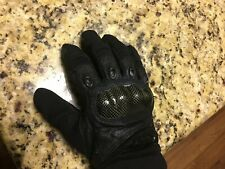 Oakley Transition Tactical Operation Gloves Black X-Large - Used