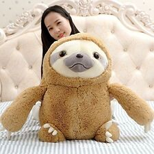 70CM Big Plush Cute Zootopia Sloth Large Stuffed Animals Soft Plush Toy Doll