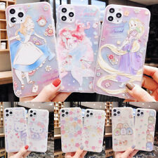 Disney Cute Snowwhite Kitty Soft Phone Case Cover For iPhone11Pro 8Plus XR XsMax