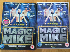 MAGIC MIKE DVD with sleeve. Channing Tatum