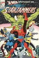 Marvel Comics X-Men Spotlight on Starjammers #1 of 2 Free Shipping