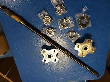 2001-2011 TRX 500  TRX500 RUBICON ATV Rear Axle Shaft / Hubs / Bearings /Seals