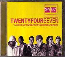 TWENTY FOUR SEVEN 24/7 Soundtrack OST CD Van Morrison The Charlatains Nick Drake