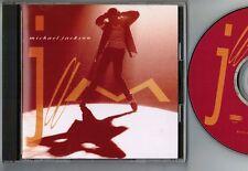 Ex+! MICHAEL JACKSON JAM The Uptown Jams JAPAN CD w/4-p PS BOOKLET ESCA 5638