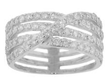 1.80 ct Ladies Round Cut Diamond Anniversary Ring G Color in Platinum