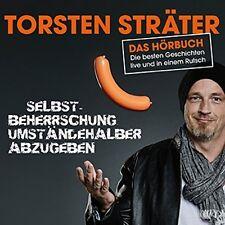 TORSTEN STRÄTER - DAS HÖRBUCH-LIVE 3 CD NEU