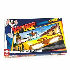 Danger Mouse Car Chase 100 Piece Jigsaw Puzzle