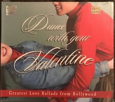 Dance With Your Valentine CD. NEW. SEALED. Saregama. Love Ballads Of Bollywood