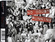 NO DOUBT - RUNNING / 4 TRACK-CD - TOP-ZUSTAND