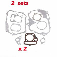 2 Sets LIFAN 125CC ENGINE GASKET KIT DIRT BIKE PITBIKE 125CC ATV Quad Go Kart