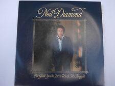 Neil Diamond – I'm Glad...With Me Tonight LP, Aus, NM