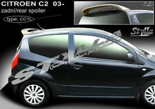 SPOILER REAR ROOF CITROEN C2 WING ACCESSORIES