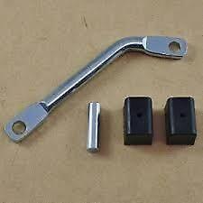Land Rover Serie 3 Schutz Schott Tür Fangseil Folie Arm 395538