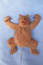 Genuine  antique ARTICULATED  Black forest  Bear  VGC - Very Rare