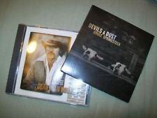 Bruce Springsteen         PROMO CD LOT        Devils & Dust  -  Dead Man Walkin'