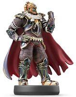 Amiibo Ganon Super Smash Bros. GANONDORF Figure Nintendo 3DS Wii U Japanese