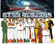 Star Blazers Space Battleship Yamato Complete Anime Collection English Dvd