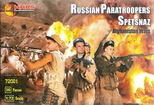MARS 1/72 PARACADUTISTI Spetsnaz russa moderna