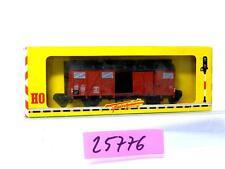 Fleischmann 1470   H0  gedeckter Güterwagen Gmhs 53 der DB   OVP