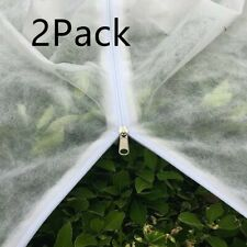 Agfabric .95oz Fabric Plant Cover And Garden Fleece For Frost Protection