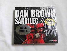 Sakrileg von Dan Brown - Hörbuch (Krimi / Thriller) Neu