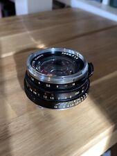 Voigtlander NOKTON Clásico 35mm F1.4 MC VM para Leica M
