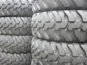 335/80R20 Dunlop SPT9_Unimog_Radlader_TOP_100% Profil