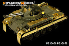 Voyager 1:35 German Flakpanzer M42A1 Duster Basic (For AFV 35S66) PE35658*