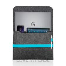 Laptop Felt Sleeve Case Cover Bag for Dell Notebooks XPS & Inspiron