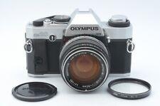Excellent Olympus OM-20 35mm SLR Film Camera w/ zuiko AUTO 50mm f/1.4 #206