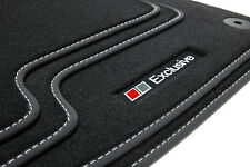 Exclusive Line Floor Mats Vw Golf plus 5 6 cross Year
