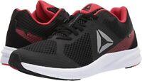 Reebok Men's Endless Road Running Shoe DV 6196 Black/Grey/Red