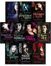 The Morganville Vampires 10 Books Set (Bite Club, Ghost Town, G..., Rachel Caine