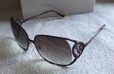 Emilio Pucci EP109S Orchid frame Grey Gradient lense Sunglasses new