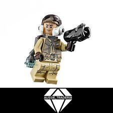 Genuine LEGO Star Wars Rebel With Blaster Minifigure