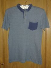 Men's Cedar Wood State T-Shirt Polo Top - Size XS (Mens/Boys/Teens)