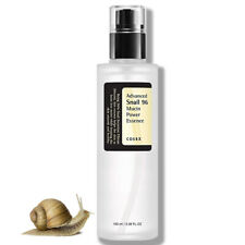 COSRX Advanced Snail 96 Mucin Power Essence 100ml [Free USA Shipping]