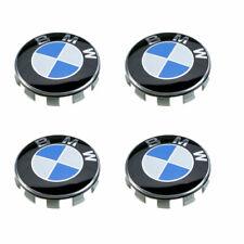 🔥 Genuine NEW Set Of 4 Wheel Center Hub Cap For BMW E63 E70 E88 E90 E92 E93 🔥